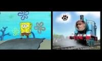 Thumbnail of Spongebob Workin Da Walk