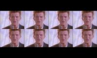 The worst mashup ever omg (8 RickRoll'D /o\)