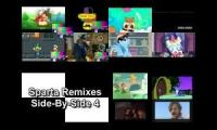 Sparta remixes super side by side 1