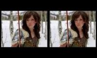 Lindsey Stirling Skyrim Mashup