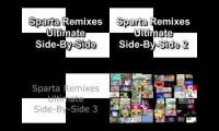 Sparta Remixes Super Ultimate Side-By-Side (Mabuscus Edition)