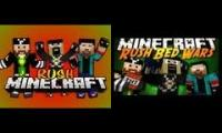 Minecraft Rush PVP Bed Minigame Ant and Noah