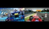 F1 2012 - WRPL Club Season 2 - Round 11 [Hungary]