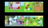 Everyone Talks in BFDI, II2, and MLP FiM