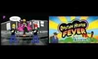 Rhythm Heaven comparison (Pause left for a tiny bit for perfect synch)