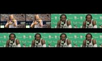 gerald wallace x6 + day of song x2