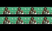 Gerald Wallace is a didgeridoo