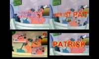 this is Patrick in 4 different languages