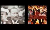 Martin Luther King vs. Lil' Jon