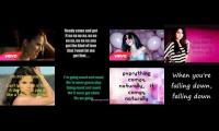 Selena Gomez songs AllTogether