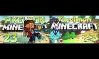 Jerome and Mitch pixelmon