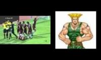 Guile Theme Goes With Everything - Kuwait Referee