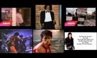 My Top 6 Michael Jackson Song's Playing At Once