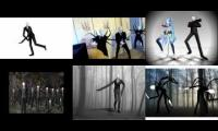 Ultimate Slender Dance Off!