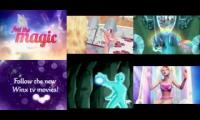 Barbie and Winx Club Trailers 2003-2013