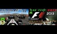 TURBULENTER START | F1 2013 KOOP #17 mit Jay & Dner