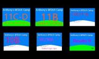 BFDI/II Camp All-In-One Video