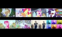 MLP songs Season 1 2 and 4  Aria winter wrap up bats strong as horses