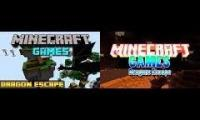 MINECRAFT GAMES: Dragon Escape [LET'S PLAY TOGETHER MINECRAFT SERVER]