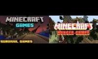 MINECRAFT GAMES: Survival Games 1/2 [LET'S PLAY TOGETHER MINECRAFT SERVER]