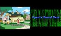 (Family Guy) ¡I'm the Griffin's HOUSE! - Sparta Based Remix