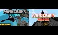 MINECRAFT GAMES: DRAGONS [LET'S PLAY TOGETHER MINECRAFT SERVER]
