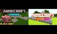 MINECRAFT GAMES: BLOCK HUNT 3 [LET'S PLAY TOGETHER MINECRAFT SERVER]