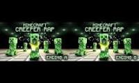The Creeper Rap Ending A and B