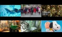 trailer mashup 3: previews from rio 2