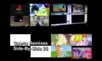 Sparta Remix Quadparison Side by Side 23