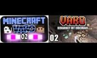 Minecraft Varo #2-Zombey und Germanletsplay