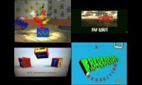 Dream Logo Combos Tempo Pre School/AHE/Tempo Video Ident/Bad Robot/HiT Entertainment/Fairy