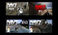 Let´s Play DayZ #43 Sarazar/Dennis/Bennie/Tommy