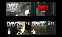 Let´s Play DayZ #48 Sarazar/Dennis/Bennie/Tommy