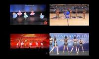 dance moms mash up video for thought for the day