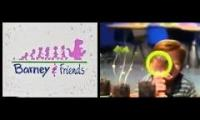 Barney Theme Song Remixes - Youtube Multiplier