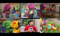 Top 6 Barney episodes