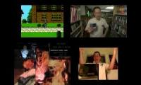 AVGN Sparta Remixes Side-By-Side 1