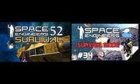 Space Engineers #52 - Schweißschiff