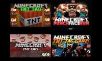 Minecraft TNT Tag Mini Game