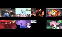 Especial del mundial 2014 sparta remix quadparison (team fortress 2 vs my little pony ) 2