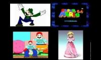 Super Mario Sparta Remixes Side-by-Side 3