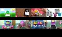 ctw pbs mlp fashems mashems furby boom hello kitty kinder joy furby boom egg hospital