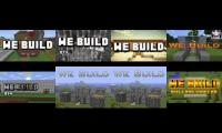 mashup minecraft eightparison we build