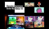 Sparta Remix Side-by-Side 11s Side-by-Side
