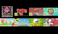 lots of moshi monsters songs
