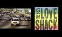 OJ Car Chase and Love Shack