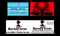 Barney Error 1-4 by CCateni