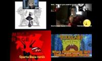 Let's Create Instead - Sparta Remixes Side-by-Side 268