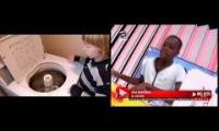 Boy Drumming on Washing Machine + DJ CASTRO